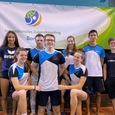 Das 8-köpfige SCSA-Team