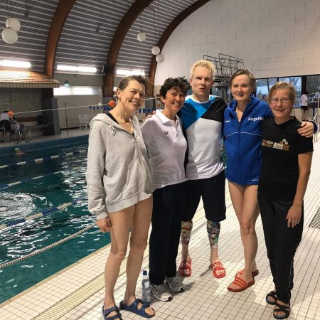 Asta Napp-Zinn, Mariola Niegoth, Frank Deppe, Angelika Schulte, Daniela Thoms